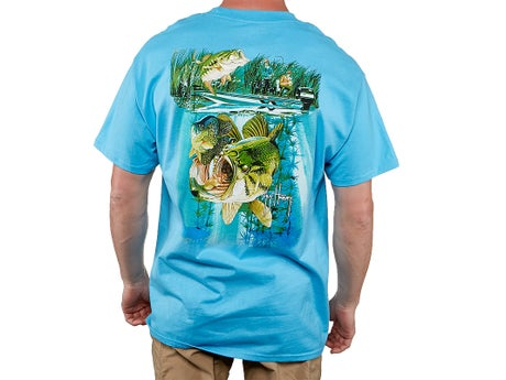 Guy Harvey Nitro Short Sleeve T-Shirt