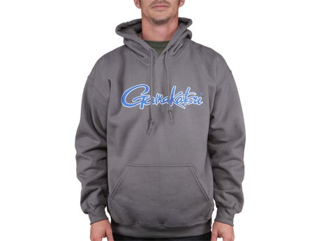 Gamakatsu Hooded Sweatshirt Gray