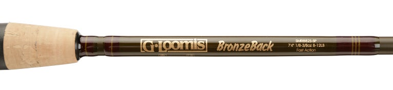 G. Loomis Bronzeback Spinning Rods