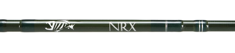 G. Loomis NRX Spinning Rod Green