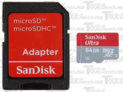 GoPro Lexar Memory Cards