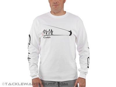 Gamakatsu Samurai Longsleeve Shirt