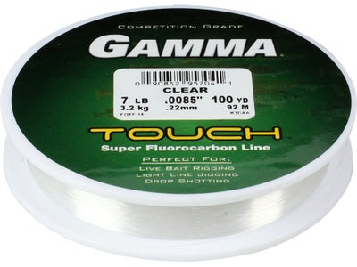 Gamma Touch Fluorocarbon Line