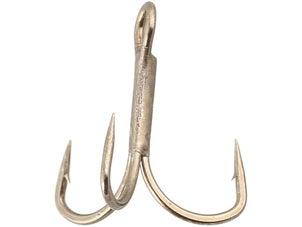 Gamakatsu Treble EWG Hooks Bronze