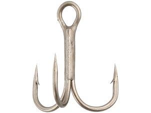 Gamakatsu Treble Round Bend Hooks Bronze