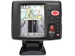 Humminbird 600 Series Sonar