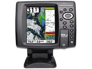 Humminbird 600 Series Sonar
