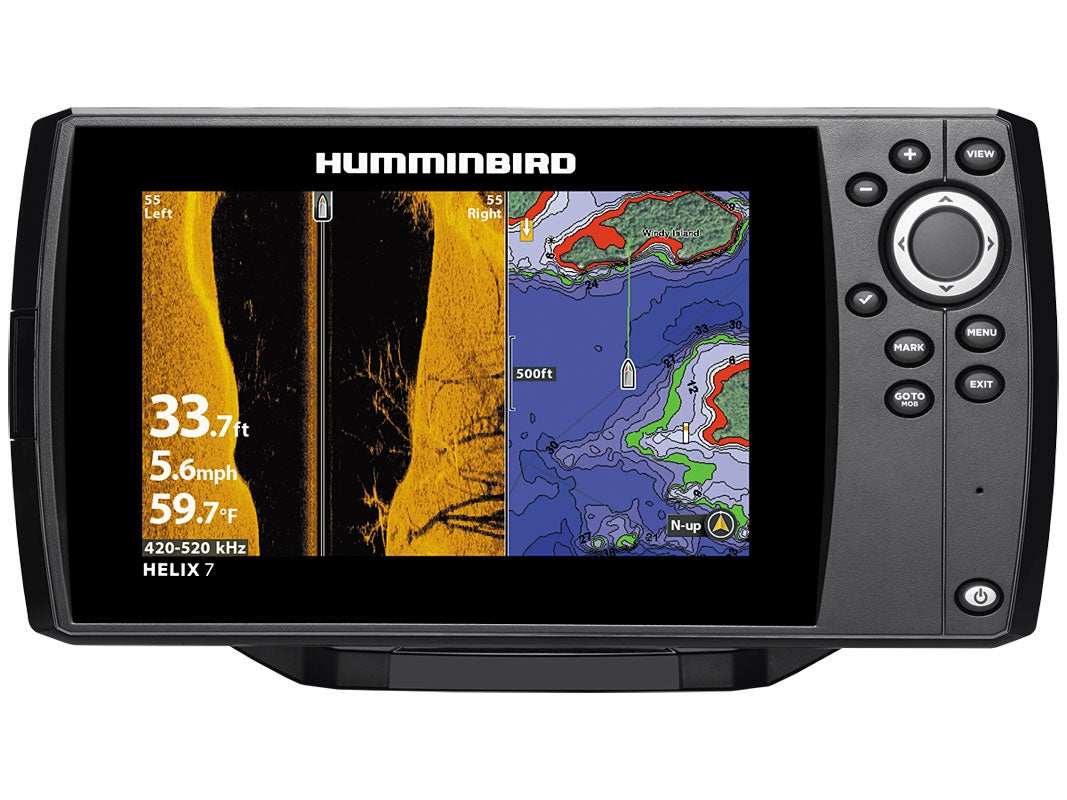 humminbird helix 7 g2 sonar, Fish Finder