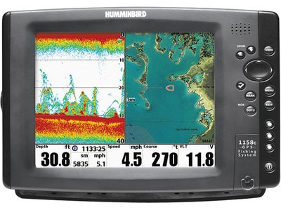 Humminbird 1100 Series Sonar
