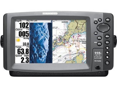 Humminbird 900 Series Sonar