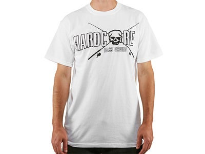 Hardcore Bass Fishing Hardcore Short Sleeve T-Shirt