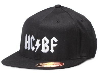 Hardcore Bass Fishing Original Flat Bill Flex Fit Hat