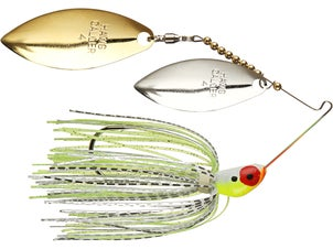 Lunker Lure Hawg Caller Double Willow Spinnerbait