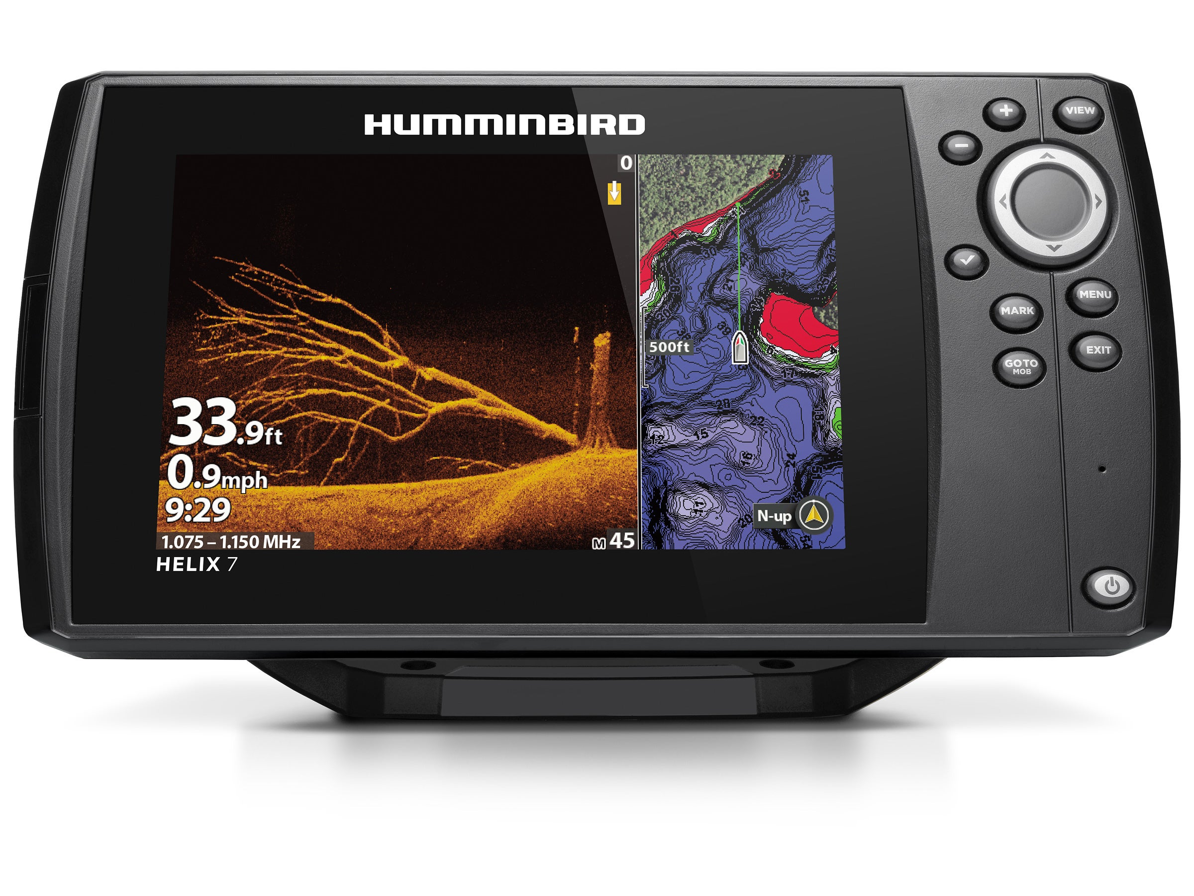 Humminbird Helix 7 CHIRP G3 Sonar - Tackle Warehouse
