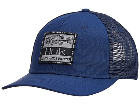 e563826f2 Huk Lunker Patch Trucker Hat - Tackle Warehouse