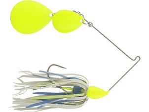 Humdinger Double Colorado Spinnerbaits