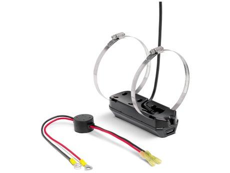 Humminbird Helix Mega DI+CHIRP Trolling Transducer w/ T