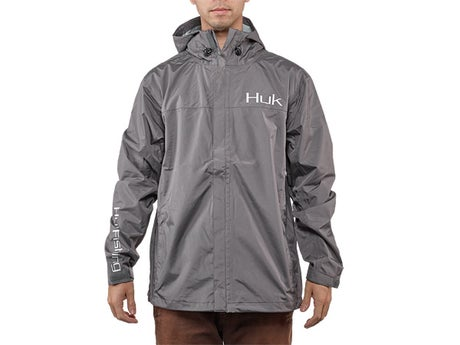 4e1c98b80 Huk Trophy Packable Rain Jacket - Tackle Warehouse