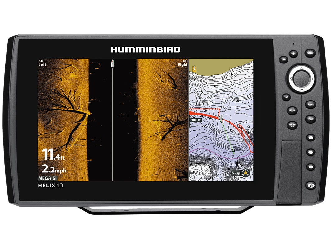 humminbird helix 10 sonar, Fish Finder