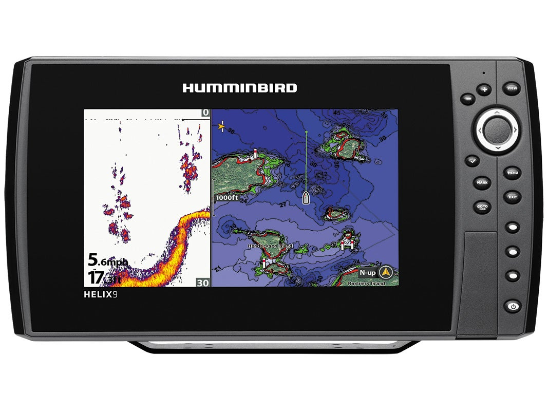 humminbird helix 9 sonar, Fish Finder