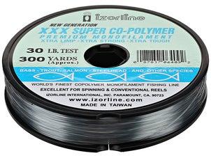 Izorline XXX Super Co-Polymer Smoke