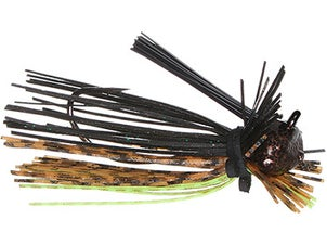 Jewel Bait Heavy Cover Finesse Football Jig 2pk