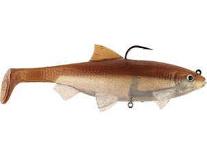 Jerry Rago Top Hook BV3D Pro Swimbait 7