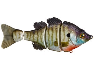 JSJ Snack Size Bluegill Swimbait