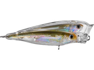 LIVETARGET Glass Minnow Baitball Popper