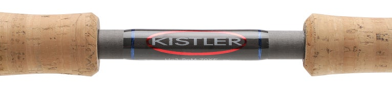 Kistler Helium 3 Series Spinning Rods