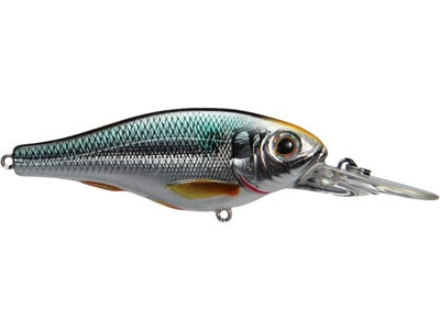 LIVETARGET Threadfin Shad Crankbait