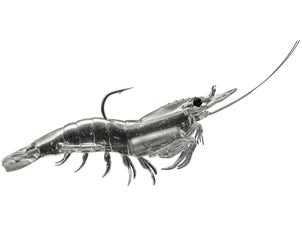 LIVETARGET Rigged Shrimp 4pk