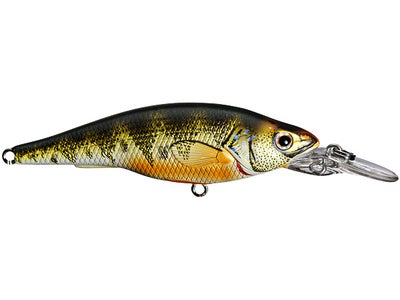 LIVETARGET Yellow Perch Floating Jerkbait