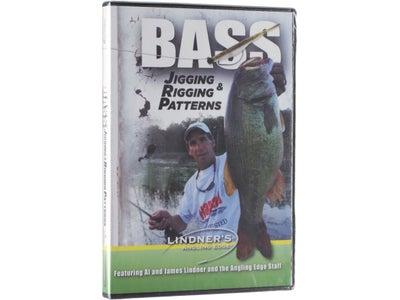 Lindner's Angling Edge: Bass Jigging & Rigging Patterns