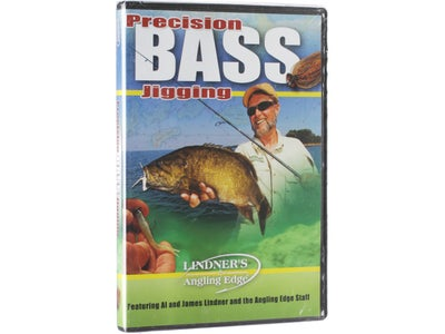 Lindner's Angling Edge: Precision Bass Jigging