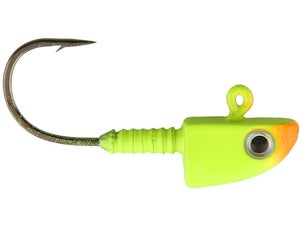 Lunker City Lunker Grip Jig Heads 3pk