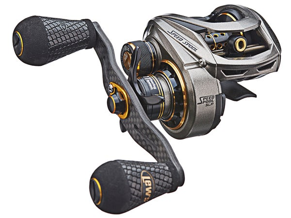 Team Lew's Custom Pro Speed Spool SLP Casting Reel - Tackle