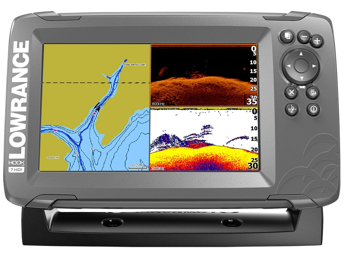 Lowrance Hook2 7 Series Sonar - Tackle Warehouse