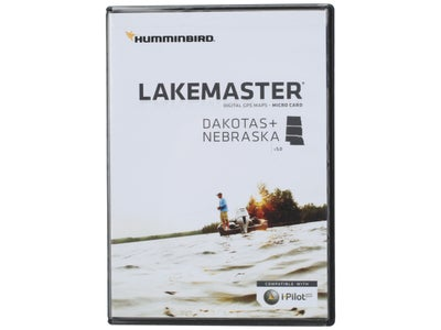 Humminbird Lakemaster Digital Charts