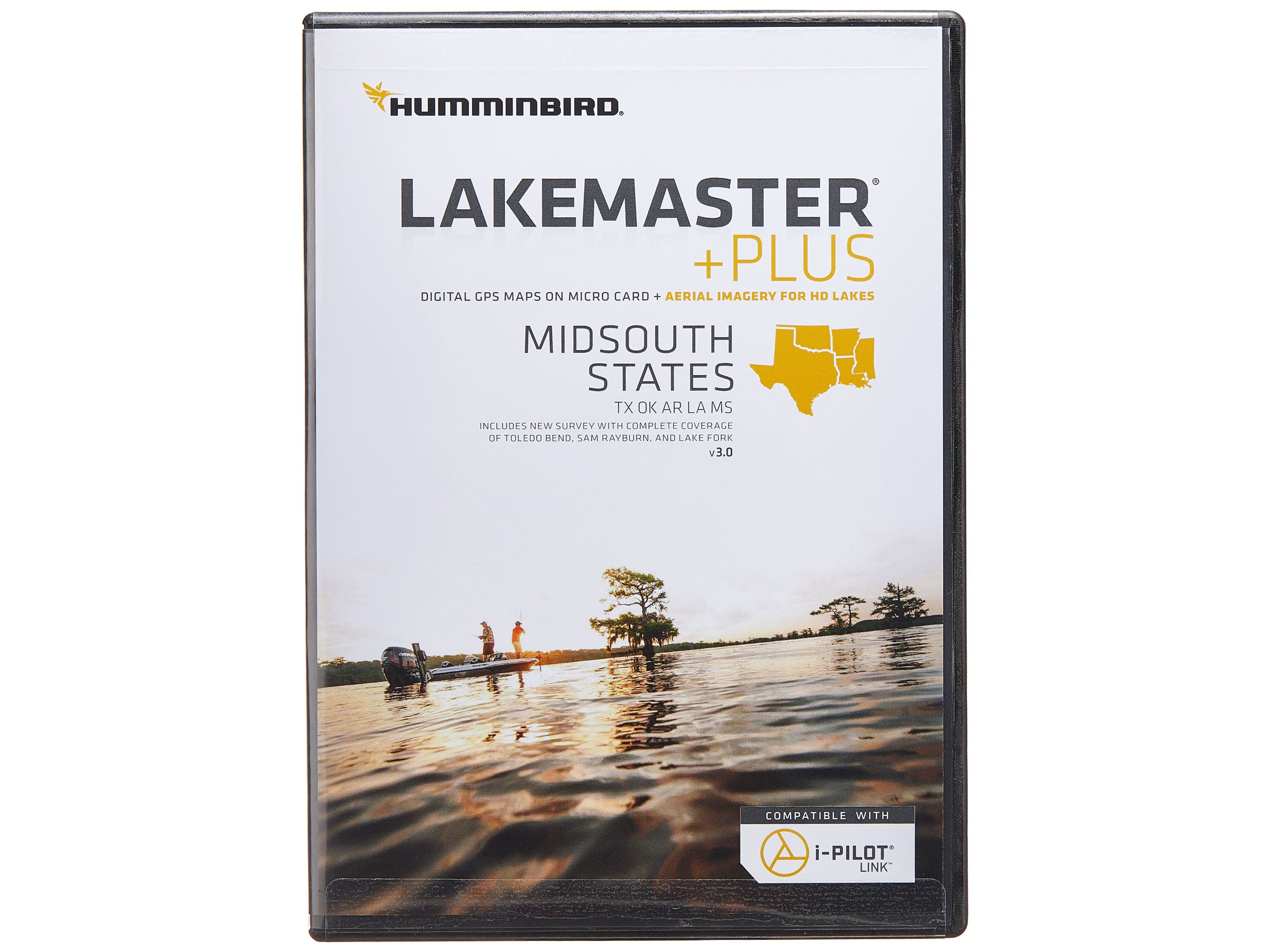 Humminbird Lakemaster Plus Digital Charts - Tackle Warehouse on