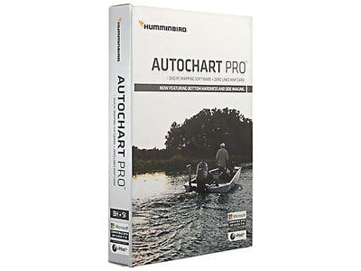 Humminbird Lakemaster Autochart