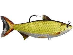 LIVETARGET Golden Shiner Swimbait