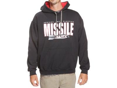 Missile Baits Hooded Sweatshirt