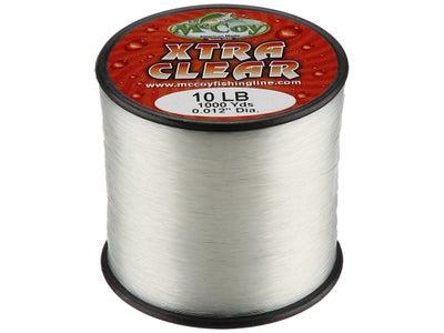 McCoy Xtra Clear Co-Polymer Line