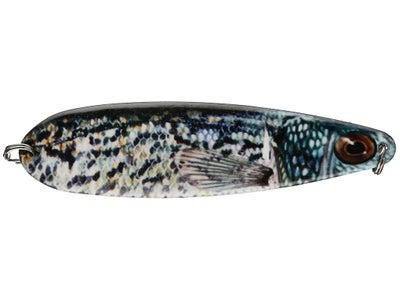 MESU Fishing Brent Chapman UV Flutter Spoon