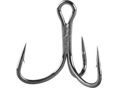 Mustad KVD 1x Strong 2x Short Triple Grip Treble Hook