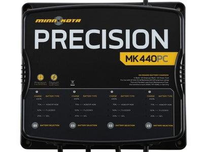 Minn Kota On Board Precision Digital Battery Charger