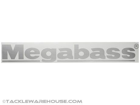 Megabass Decal