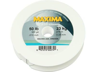 Maxima Ultragreen Braided Line