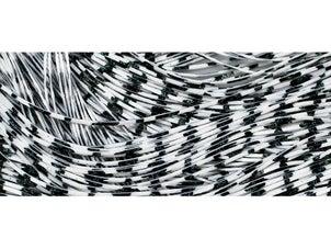 Naked Bait Barbwire Skirt Material 20pk